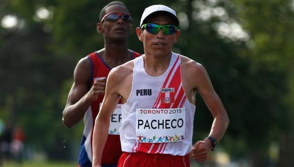 Raúl Pacheco: federación respondió a las quejas del atleta