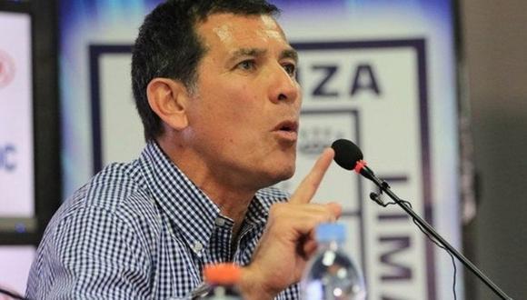 Zevallos estuvo 5 años a cargo de la gerencia de Alianza Lima. (Foto: GEC)
