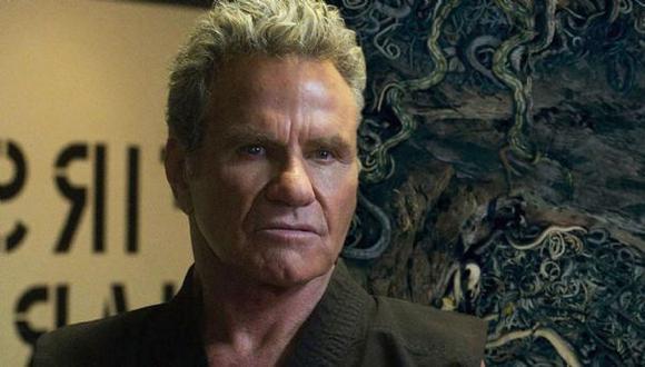 Martin Kove es un actor, productor y artista marcial estadounidense. (Foto: Cobra Kai)