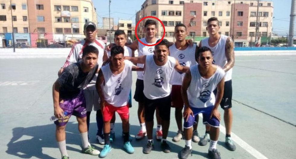 Andrés 'Rabona' Vásquez nació en Perú, pero desde muy pequeño vivió en Suecia. Allá debutó.