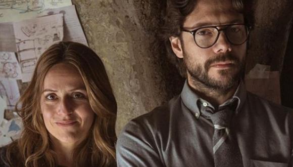 ¿Te imaginas series en solitario de Lisboa y el Profesor? Foto: La casa de papel.