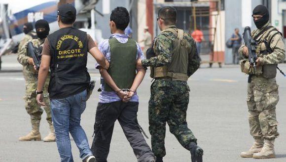 Cayó presunto terrorista de Sendero Luminoso en San Miguel