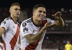River Plate vs. Flamengo: Juan Fernando Quintero preocupa a pocas semanas de la final de Copa Libertadores por lesión