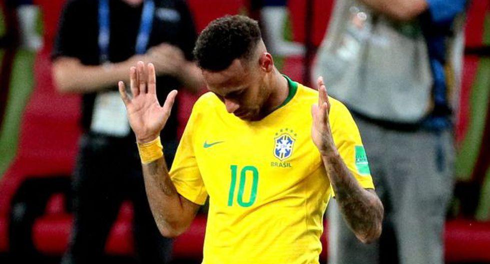Neymar. (Foto: EFE)