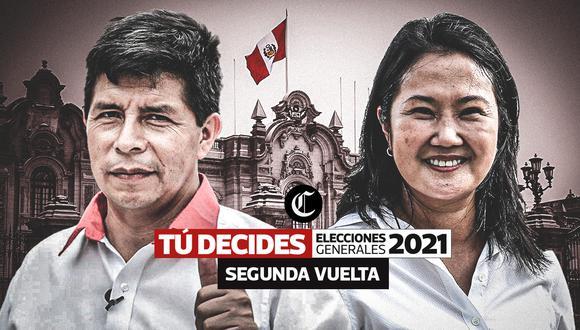 Los peruanos elegirán este domingo a quien dirigirá los destinos del país en los próximos cinco años (Foto: El Comercio)