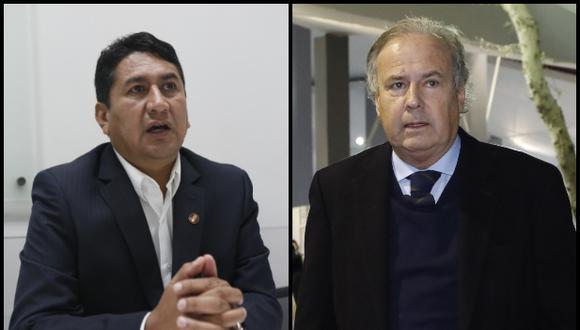 """En un video que difundió hoy, Barnechea defendió la gestión de Belaunde Terry y aseguró que fue un """"demócrata a carta cabal"""". Fotos: Archivo de GEC"""
