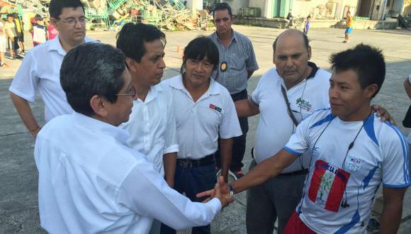 Loreto: mañana rescatarán a enfermeros retenidos hace 4 días