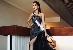 Miss Universo 2019: representante de Malasia también sufrió dura caída en fase preliminar | VIDEO