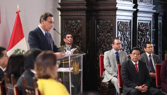 (Foto: Presidencia del Consejo de Ministros)