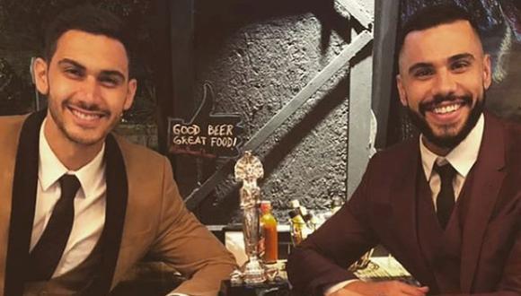 Carlos Speitzer es el hermano mayor de Alejandro y él también lo ayudó mucho en su carrera como actor (Foto: Instagram / Carlos Speitzer)