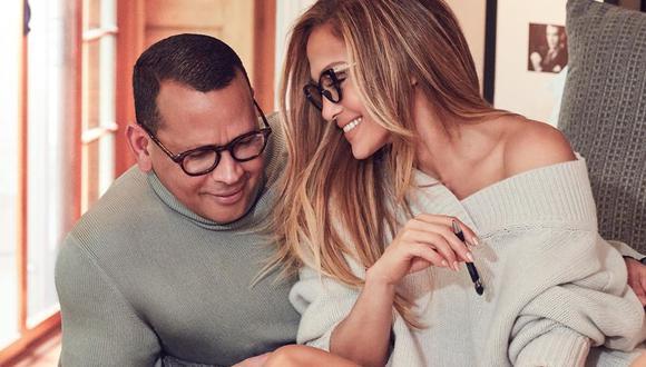 Jennifer Lopez y Álex Rodríguez habrían comprado mansión en Miami. (Fotos: @Jlo)