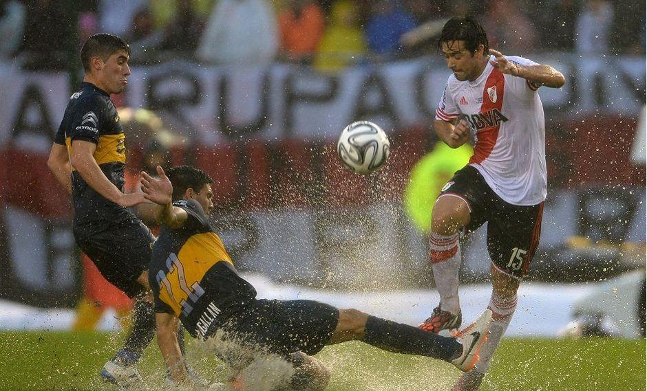Boca Juniors vs. River Plate se enfrentan hoy a las 3:00 p.m. por la final de la Copa Libertadores 2018. (Foto: EFE).