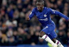 N'Golo Kanté dio positivo a COVID-19 y se perderá el Chelsea vs. Juventus