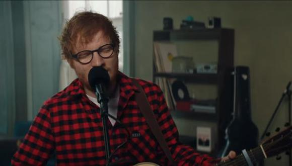 "Ed Sheeran estrena ""How Would You Feel"" por su cumpleaños"