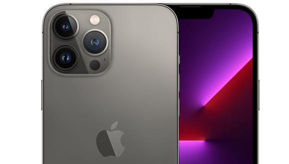 Conoce el método más seguro para desactivar la tasa de refresco de 120 Hz de tu iPhone 13 Pro y Pro Max. (Foto: Apple)