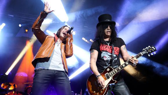 Slash: lo que debes saber si vas al concierto de esta noche