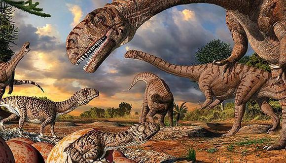 Hallan fósil de dinosaurio en India