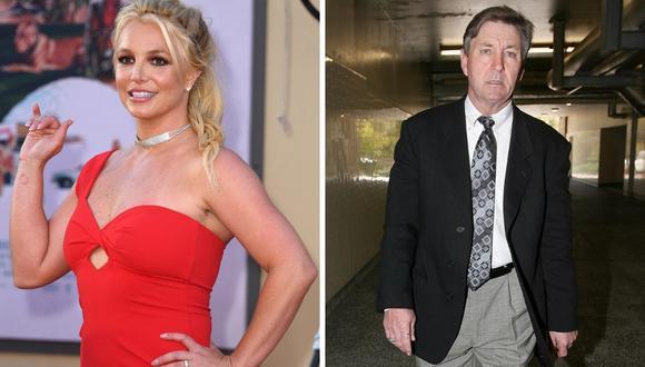 Jamie y Britney Spears mantienen una batalla legal de hace varios años para que la cantante recupere su tutela. (Foto: Valerie Macon / AFP)
