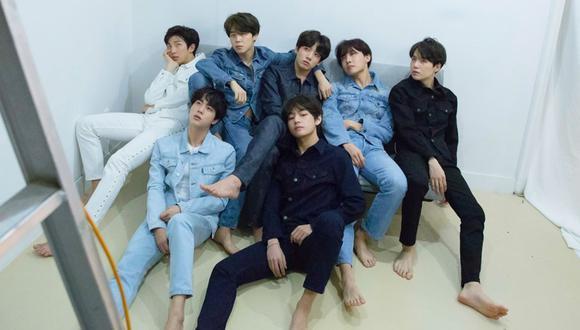 BTS. (Foto: BigHit Entertainment)