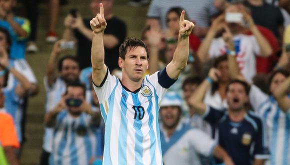 La anécdota desconocida del peluquero de Lionel Messi antes del Mundial Brasil 2014.