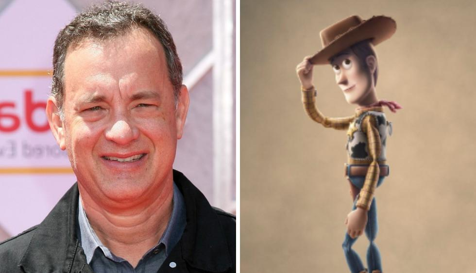 """Toy Story 4"": Tom Hanks comparte sentido mensaje tras grabar por última vez como Woody (Foto: AFP/Pixar)"