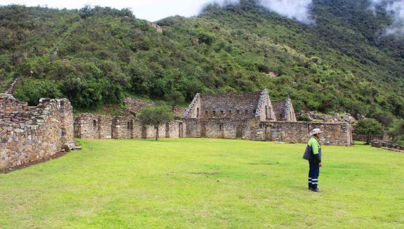 Cusco: sector Cultura invertirá S/9 millones en Choquequirao