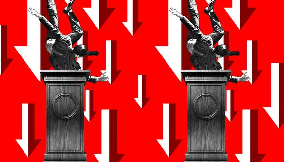 """""""Esto no quiere decir que se deba contemplar pasivamente el proceso electoral"""". (Ilustración: Giovanni Tazza)"""