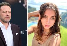 Ben Affleck y Ana de Armas se separan a un año después de iniciar su romance