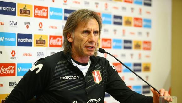Los considerados por el estratega argentino serán citados a Videna del 31 de agosto al 5 de setiembre, para iniciar con los entrenamientos de cara a la fecha doble de Eliminatorias. (Foto: El Comercio)