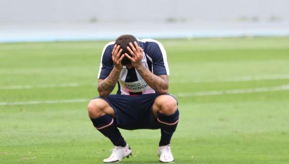 Alianza Lima no pudo sostener la regularidad en la Liga 1 del 2020 y terminó perdiendo la categoría a final de año. (Foto: Liga 1)