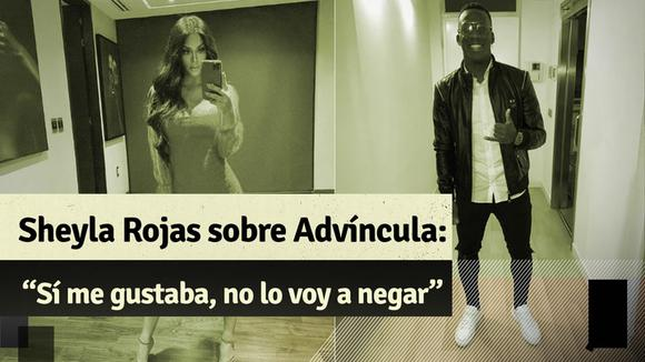 Sheyla Rojas: This was said after having a