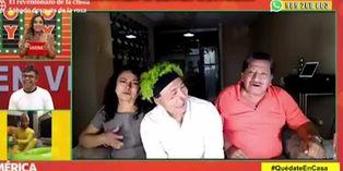Renzo Schuller y la divertida broma a Zumba por su ingreso a EEG