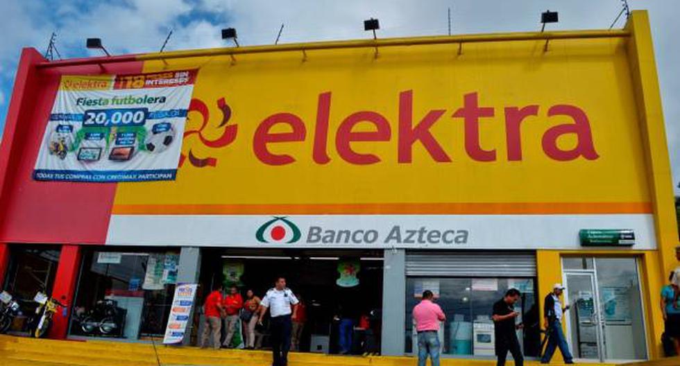 Elektra se retira de un mercado que mueve alrededor de S/5 330 millones en ventas, según Euromonitor.