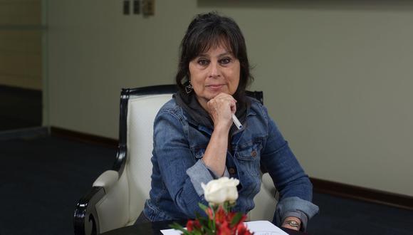 Laura Restrepo (Foto: El Comercio)