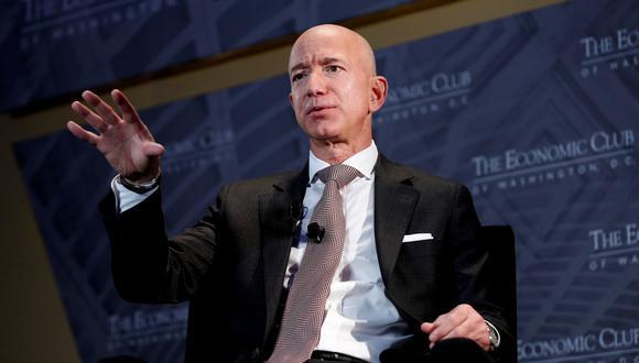 """Bezzos señaló: """"Apoyamos un alza del impuesto sobre (la renta de) las empresas"""". (Foto: Reuters)"""