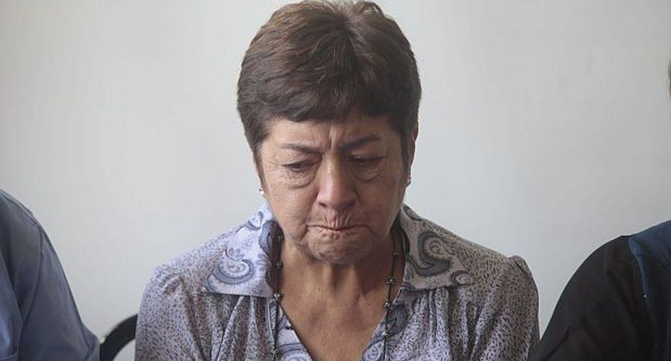 Caso Bustíos: viuda del periodista se quiebra en juicio oral