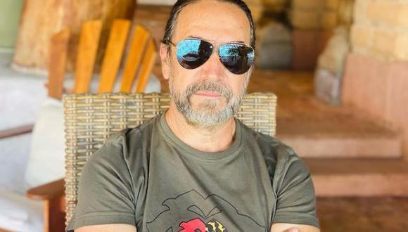 Marco Antonio Solís envió mensaje a quienes temen a vacunarse contra la COVID-19. (Foto: @marcoantoniosolis_oficial)