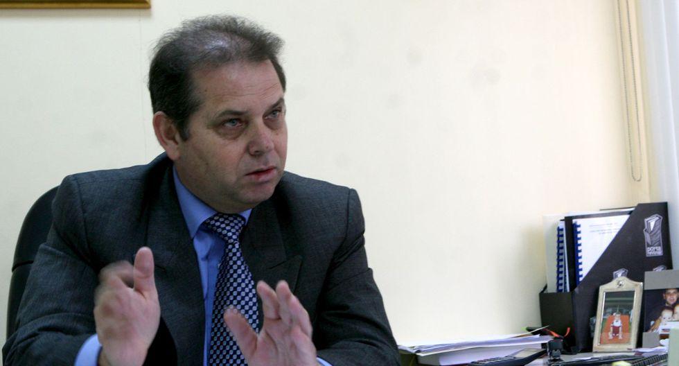 Augusto Eguiguren Praeli es el nuevo viceministro de Trabajo. (Foto: Andina)