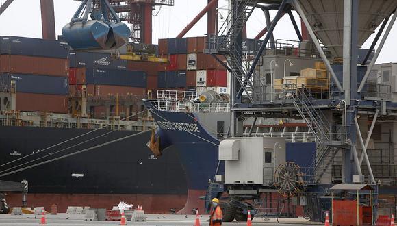 Más de 35.7 millones toneladas de carga se movilizó por terminales portuarios de uso público en 2020. (Foto: César Campos / GEC)