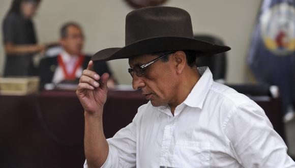 El etnocacerista fue condenado a 19 años de cárcel por homicidio, secuestro y rebelión. (Foto: AFP)