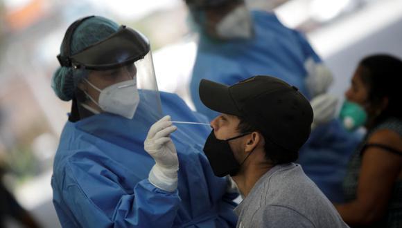 Coronavirus en México | Últimas noticias | Último minuto: reporte de infectados y muertos hoy, domingo 18 de julio del 2021 | Covid-19. (Foto: REUTERS/Luis Cortes).