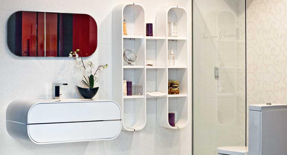 Ideas para decorar con espejos tu cuarto de baño   CASA-Y ...