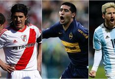 Messi, Riquelme, Ortega: ¿Quiénes fueron los '10′ argentinos que siguieron al Diego?
