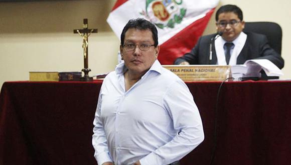 Félix Moreno era procesado por el presunto delito de colusión por el Caso Corpac. (Foto: GEC)
