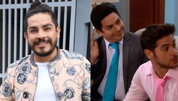 """Erick Elera encarnó a Joel Gonzales en la sintonizada serie """"Al fondo hay sitio"""". (Fotos: USI / Difusión)"""
