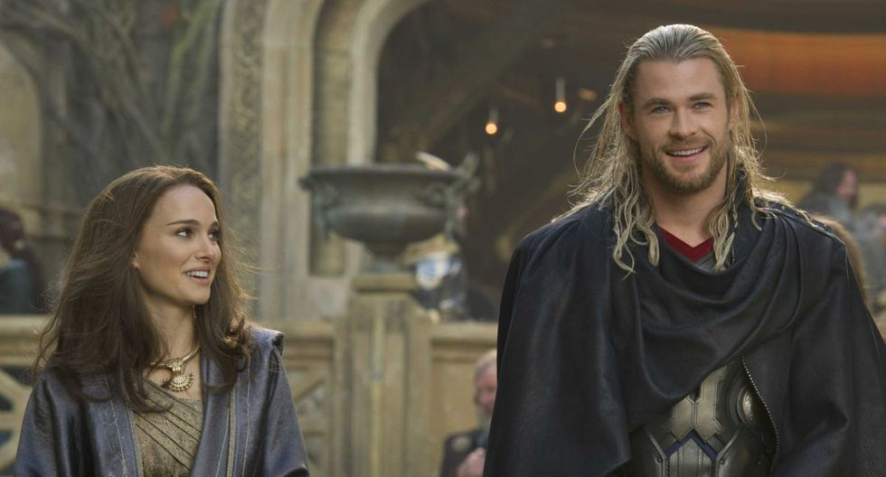 """Thor: The Dark World"" (2013) – Netflix y Amazon Prime Video"