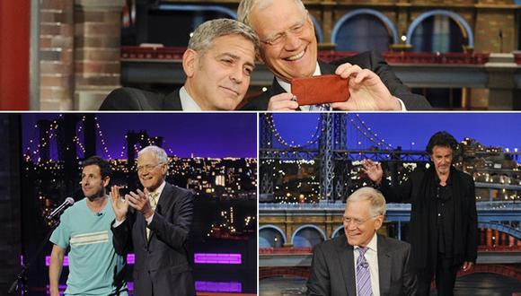 David Letterman: perfil de un ícono de la televisión en EE.UU.