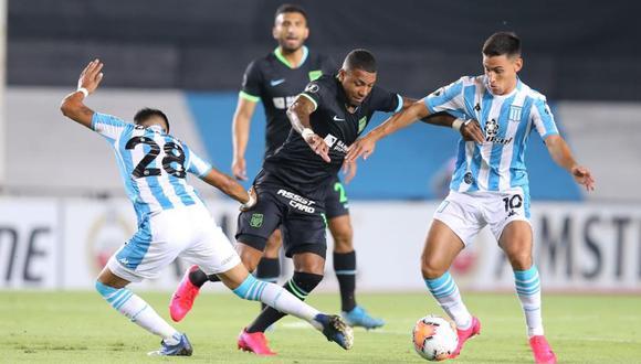 Alianza Lima vs. Racing Club jugarán este miércoles 23 de septiembre por la cuarta fecha de la Copa Libertadores 2020. (Foto: Jesús Saucedo / GEC)