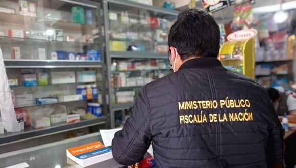 Lambayeque: cierran seis boticas por irregularidades en la venta de medicamentos. (Foto: Municipalidad Lagunas)