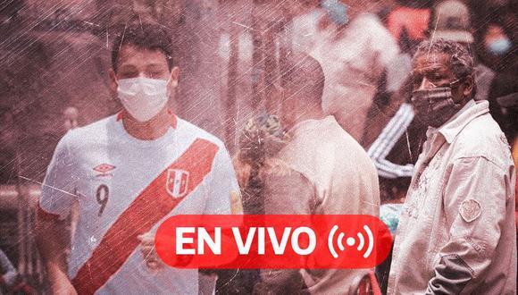Coronavirus Perú EN VIVO | Últimas noticias, cifras oficiales del Minsa y datos sobre el avance de la pandemia en el país, HOY sábado 24 de octubre de 2020, día 223 del estado de emergencia por Covid-19. (Foto: Diseño El Comercio)